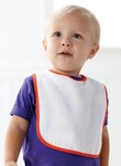 Infants'Terry Snap Bib